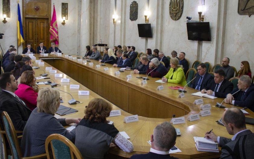 Офіс європейської інтеграції планують відкрити на Харківщині