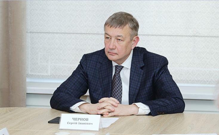 Сергій Чернов порекомендував керівникам різних структур подумати над темпами реалізації запланованого після карантину