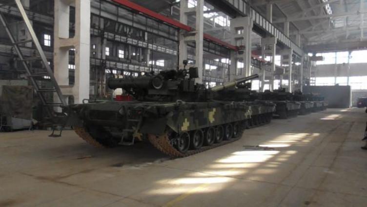 Харківський завод передав армії модернізовані танки