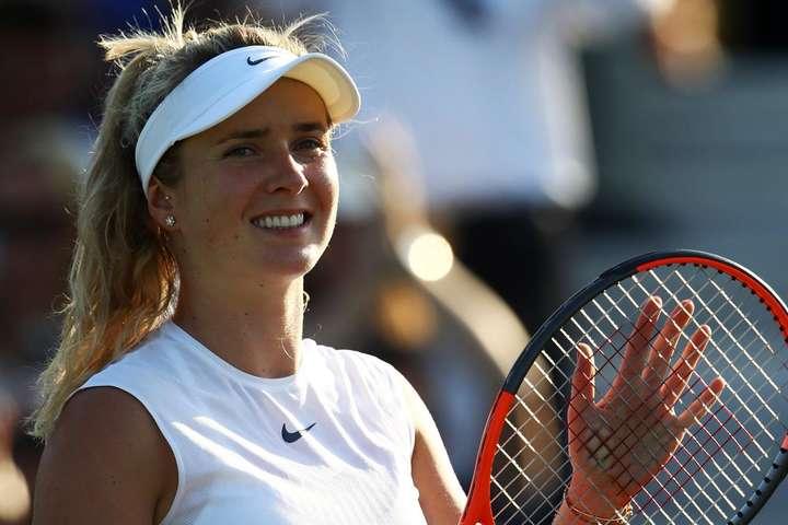 Еліна Світоліна зіграє в престижному турнірі