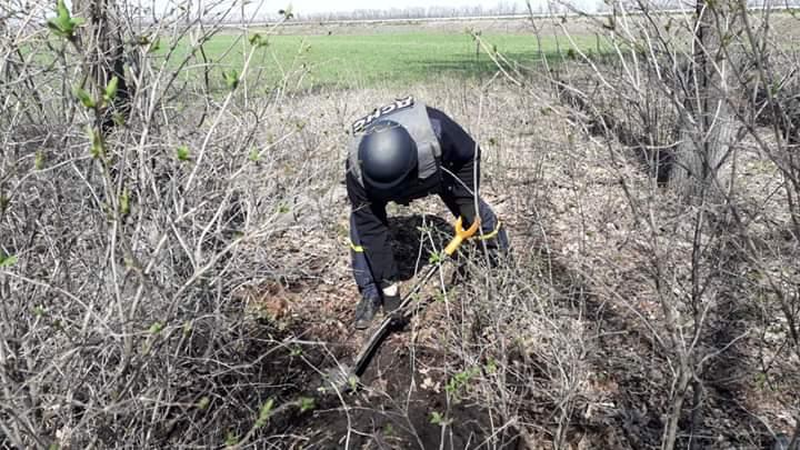 Піротехніки знешкодили дві фугасні авіабомби
