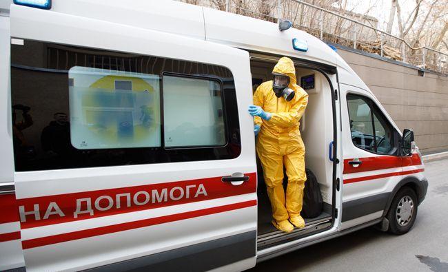 На Харківщині зафіксовано п'ять випадків COVID-19