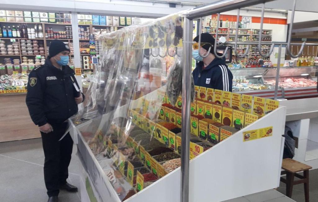 Ринки Харкова порушують карантинні вимоги