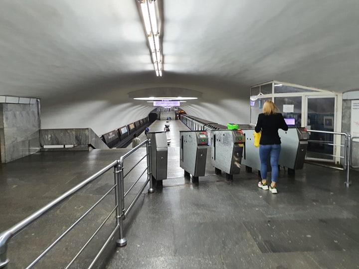 Харківський метрополітен відновив роботу після двомісячного карантину