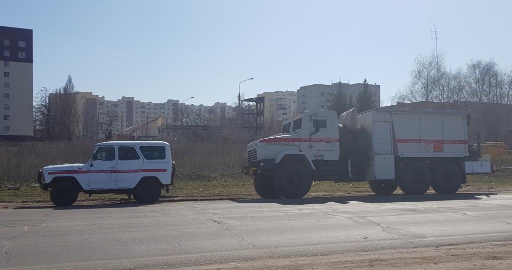 Масштабні роботи з розмінування на Харківщині