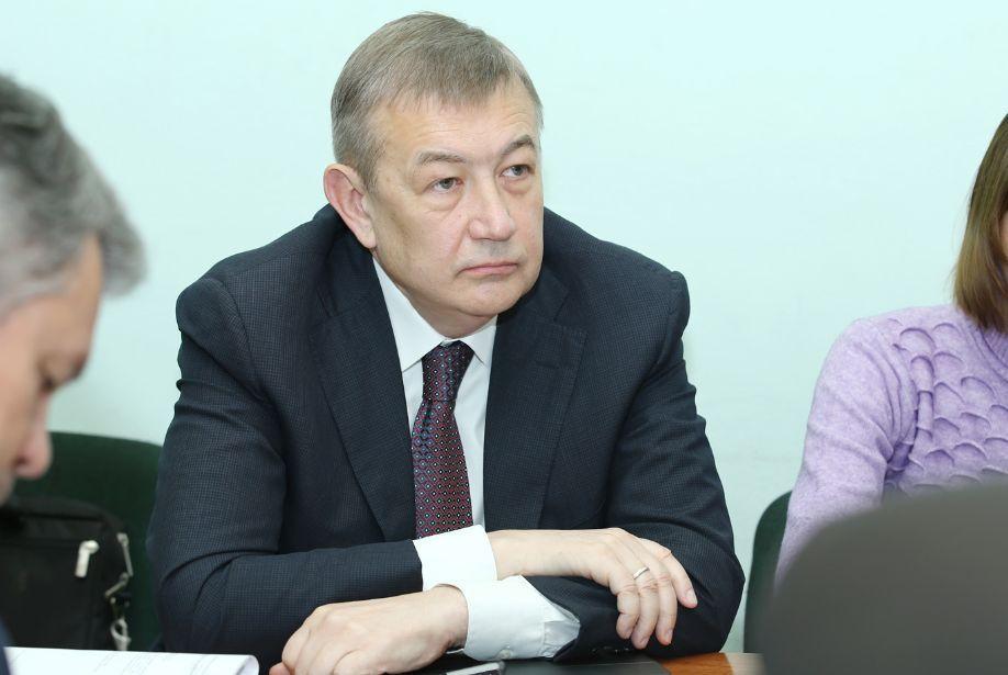 Сергій Чернов: Ретельна ревізія усіх галузей дозволить скоротити заплановані обсяги фінансування капітального будівництва