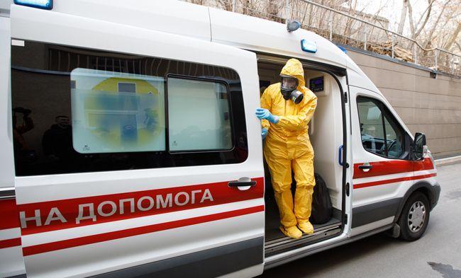 Поліція перевіряє інформацію про спалах Covid-19 в інфекційній лікарні