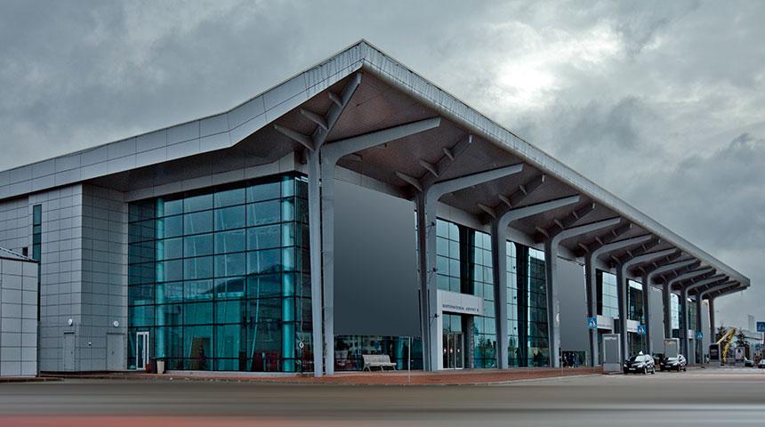 Харківський аеропорт відновив роботу після карантину