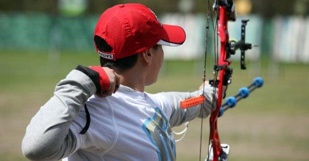 Харків'яни успішно виступили на змаганнях зі стрільби з лука