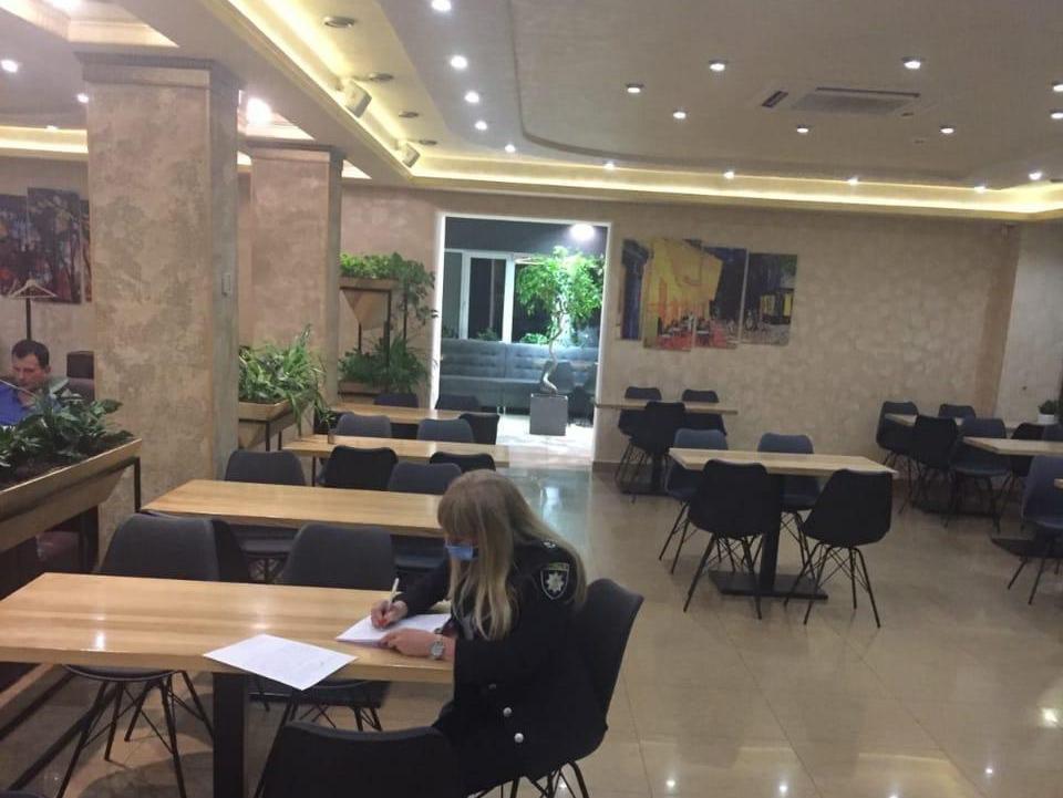 Харківські ресторани та клуби нехтують дотриманням карантинних обмежень