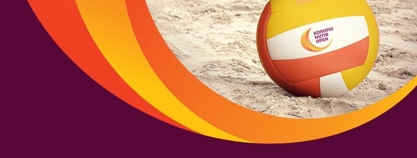 Під Харковом почався відкритий чемпіонат з пляжного волейболу