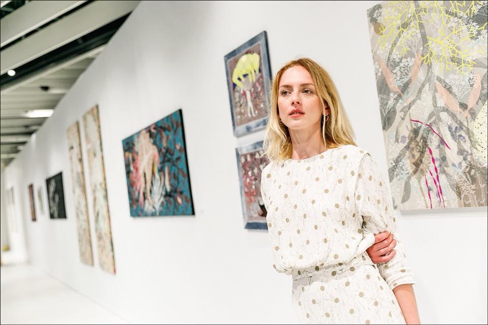 У муніципальній галереї відкриється виставка львівської художниці