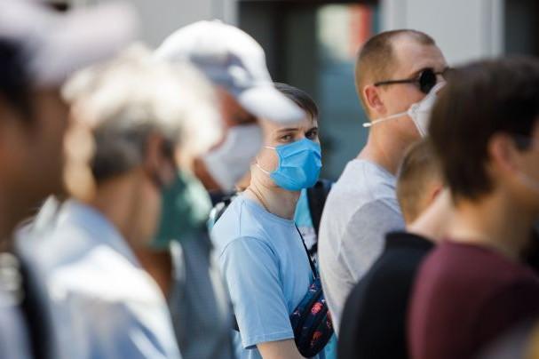 З 31 серпня в Україні діятиме нове епідемічне зонування