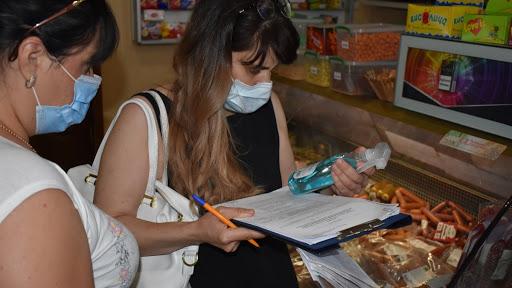 На Харківщині 39% громадських закладів порушують карантин