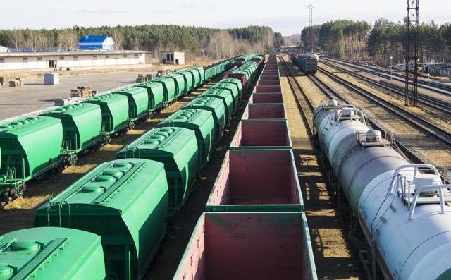 На Харківщині значно знизились показники вантажних перевезень
