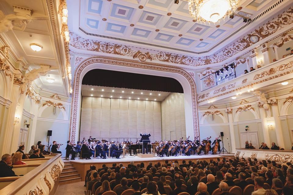 У Харківській філармонії готуються до відкриття сезону