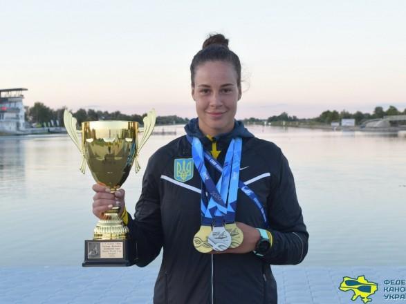 Українські веслувальники завоювали медалі Кубка світу