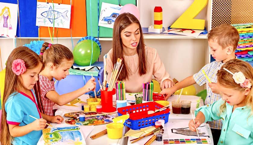На Харківщині працює понад 740 закладів дошкільної освіти