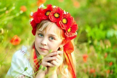 Украинский-венок