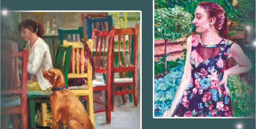 В галереї «Бузок» групова виставка живопису та графіки