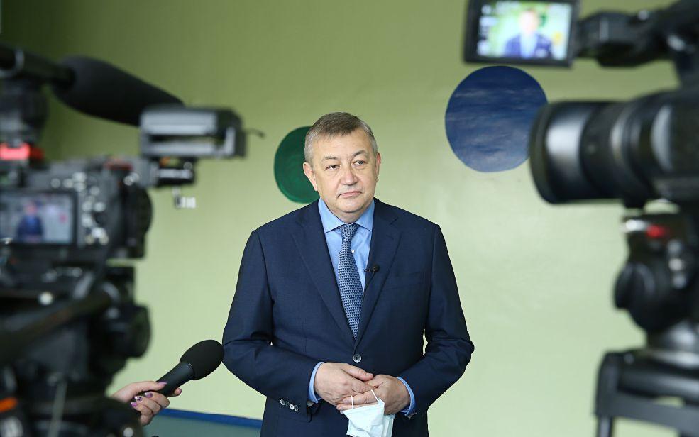 Голова Харківської обласної ради подякував мешканцям регіону за відповідальну громадянську позицію