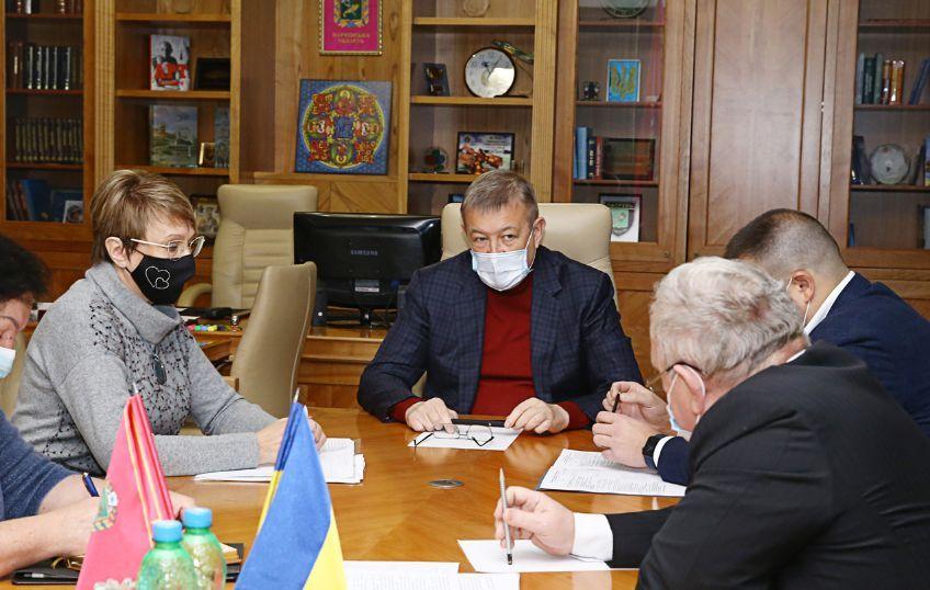Сергій Чернов: Основні ризики формування бюджетів-2021 стосуються районного рівня