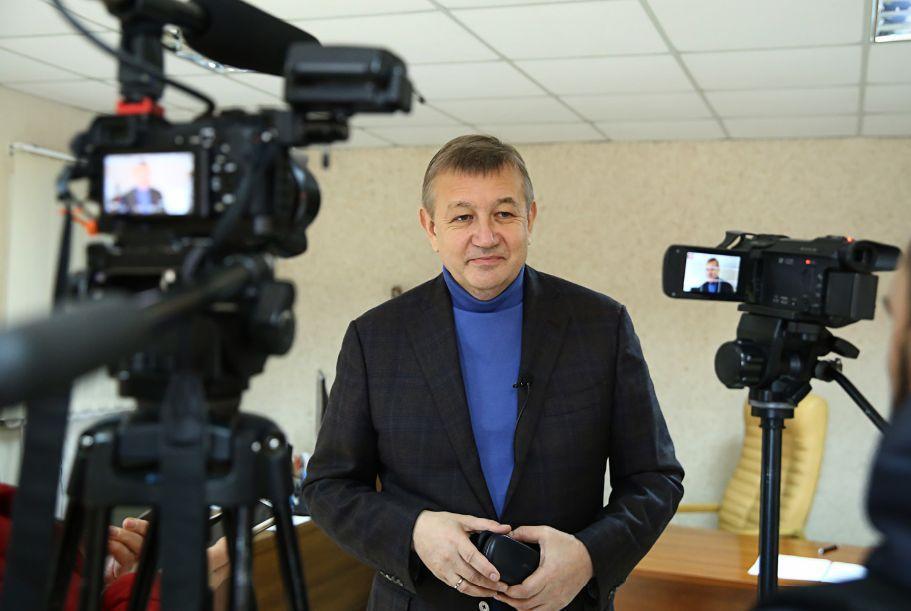 Сергій Чернов: Один з головних викликів – це мир, спокій і стабільність в нашому регіоні