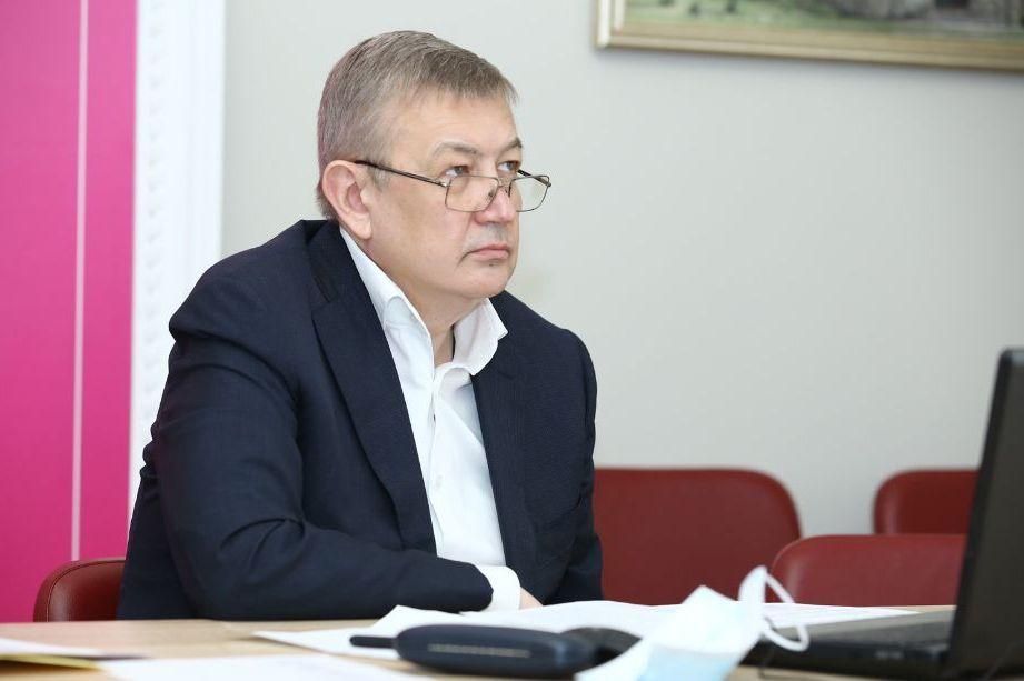 Сергій Чернов: Завдяки медичному проєкту ми змогли організувати навчання медичного персоналу та оновити обладнання медичних установ області
