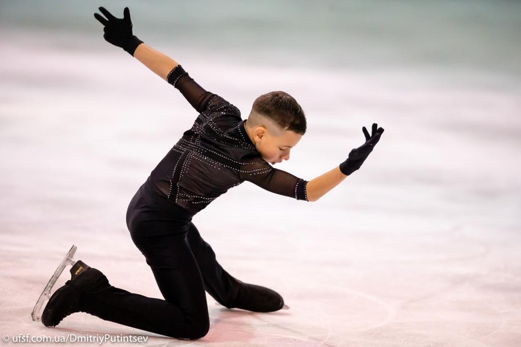 В Харкові пройшли Всеукраїнські змагання з фігурного катання