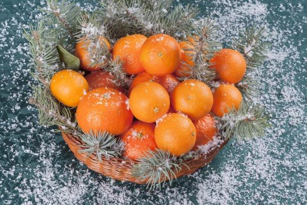 В Україні подорожчали мандарини і апельсини