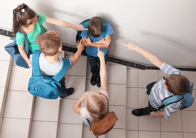 Батьки сплачують штрафи, за булінг, який вчиняють їх діти