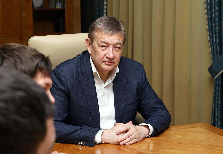 Сергій Чернов: Діалог з людьми – найважливіше у роботі депутата
