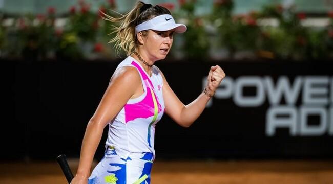 Еліна Світоліна успішно стартувала на Australian Open-2021