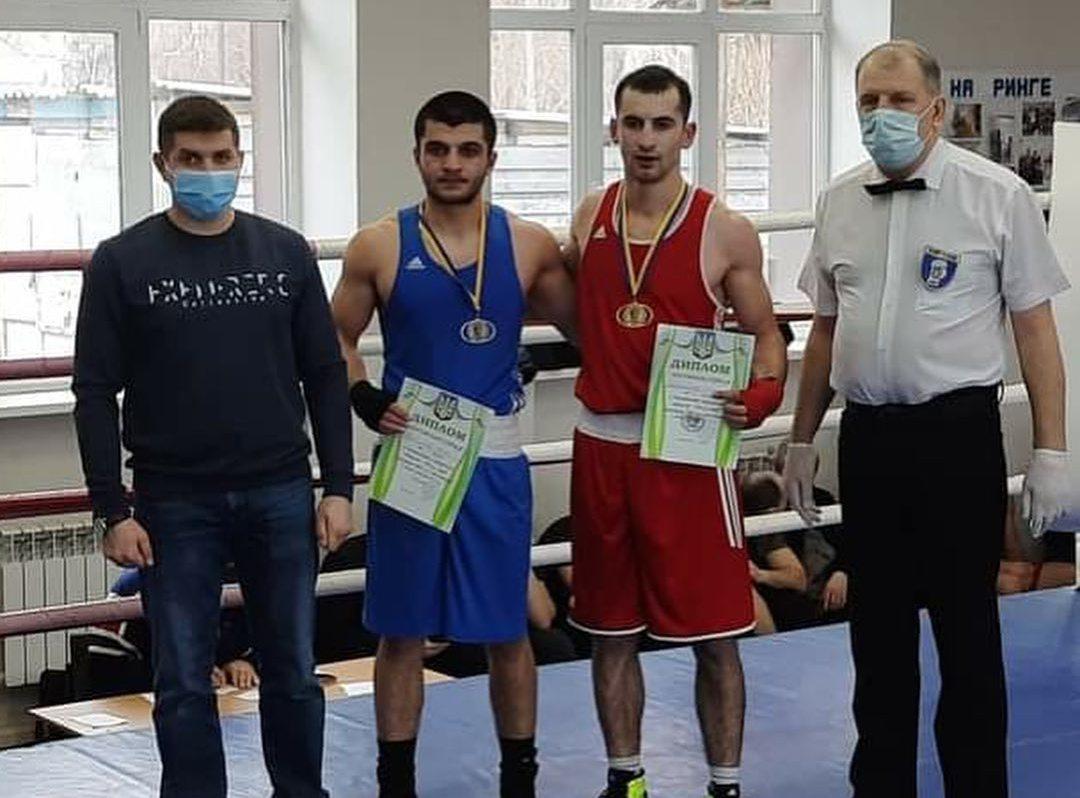 Назвали найсильніших боксерів Харківської області