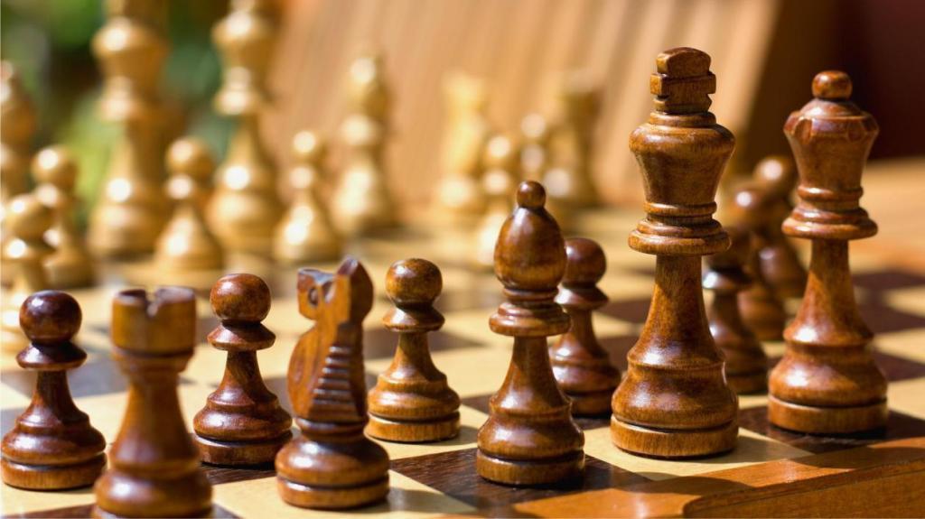 Українські гросмейстери вибрали кращих шахістів 2020 року