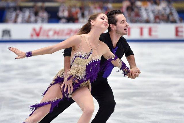 Харківські фігуристи завоювали ліцензію на Олімпіаду