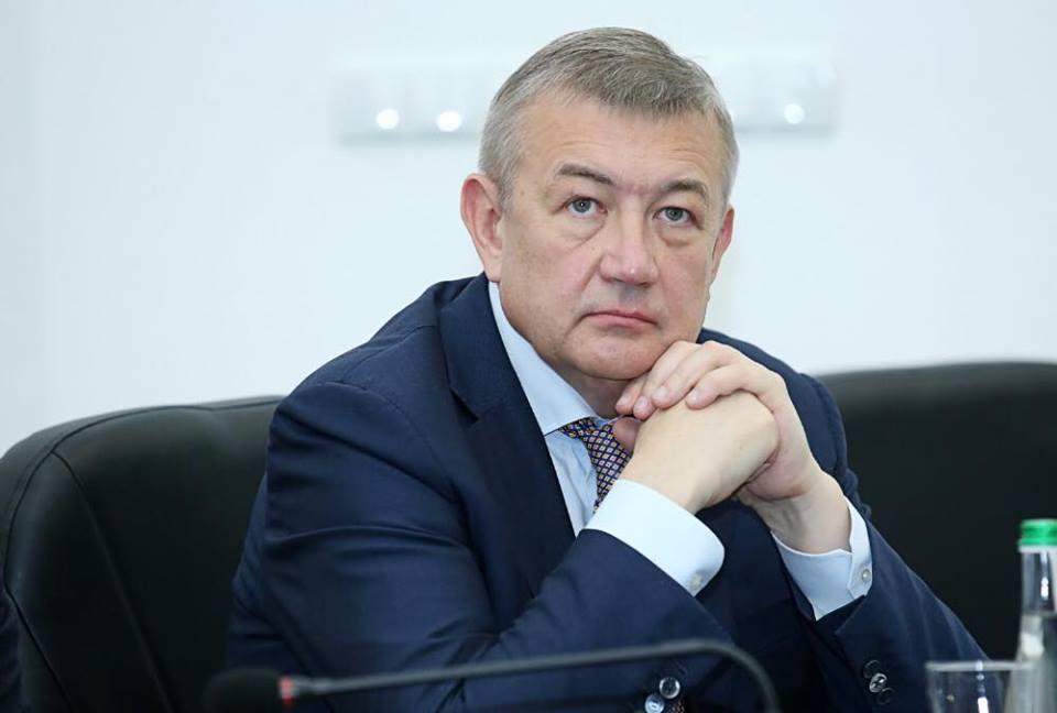 Сергій Чернов обговорив в Офісі Президента проблемні питання районних рад