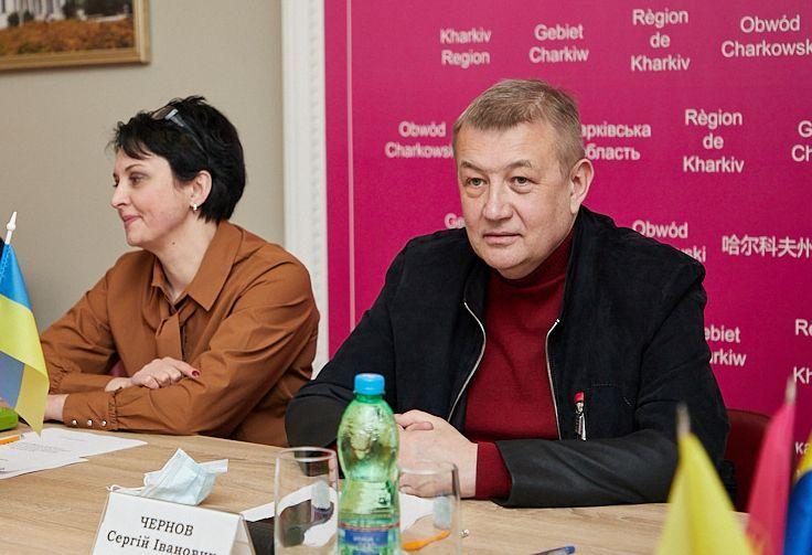 Сергій Чернов: Визначено переможців обласного конкурсу «Разом в майбутнє»