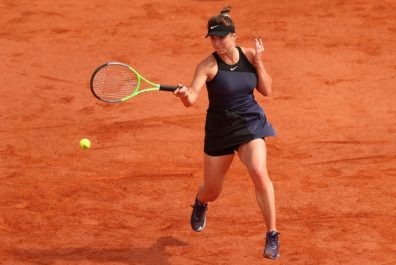 2021 French Open - Day Five