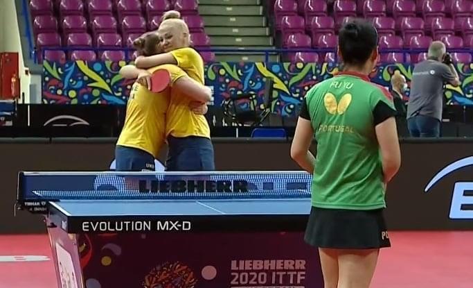 Харківські тенісистки стали бронзовими призерками чемпіонату Європи
