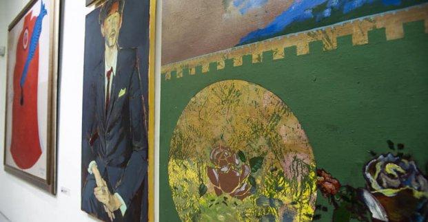 У Муніципальній галереї відкрилася виставка сучасного українського мистецтва