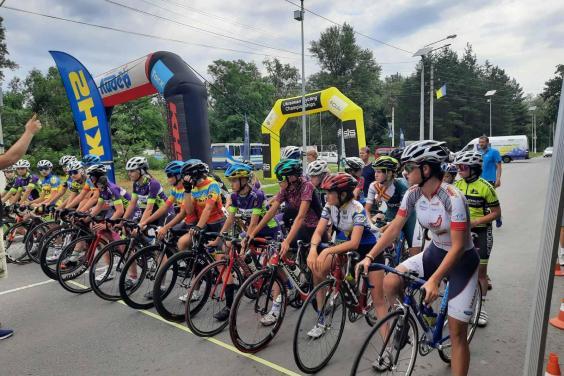 Харків'янка перемогла на чемпіонаті України з велоспорту