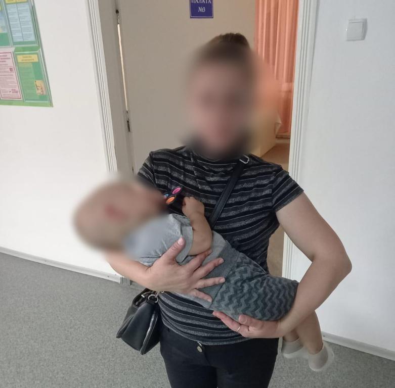 На Харківщині розшукали викраденого дворічного хлопчика