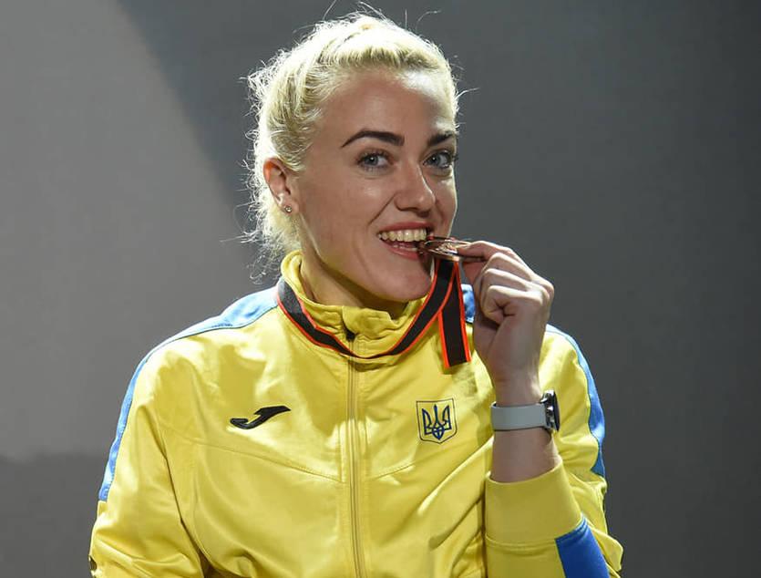 Першу медаль України на Паралімпійських іграх у Токіо здобула харківська спортсменка