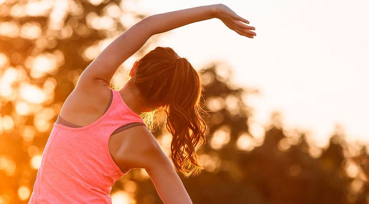 27% жінок і майже 40% чоловіків прагнуть до фізично активного способу життя