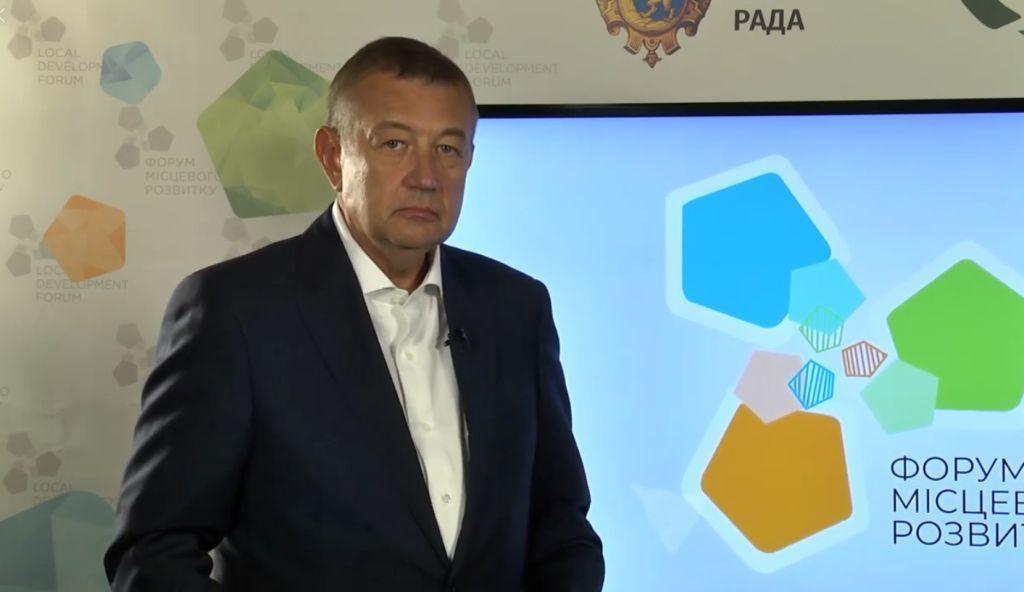 Сергій Чернов: Ми змогли переконати Конституційну комісію про необхідність районних рад в Основному Законі