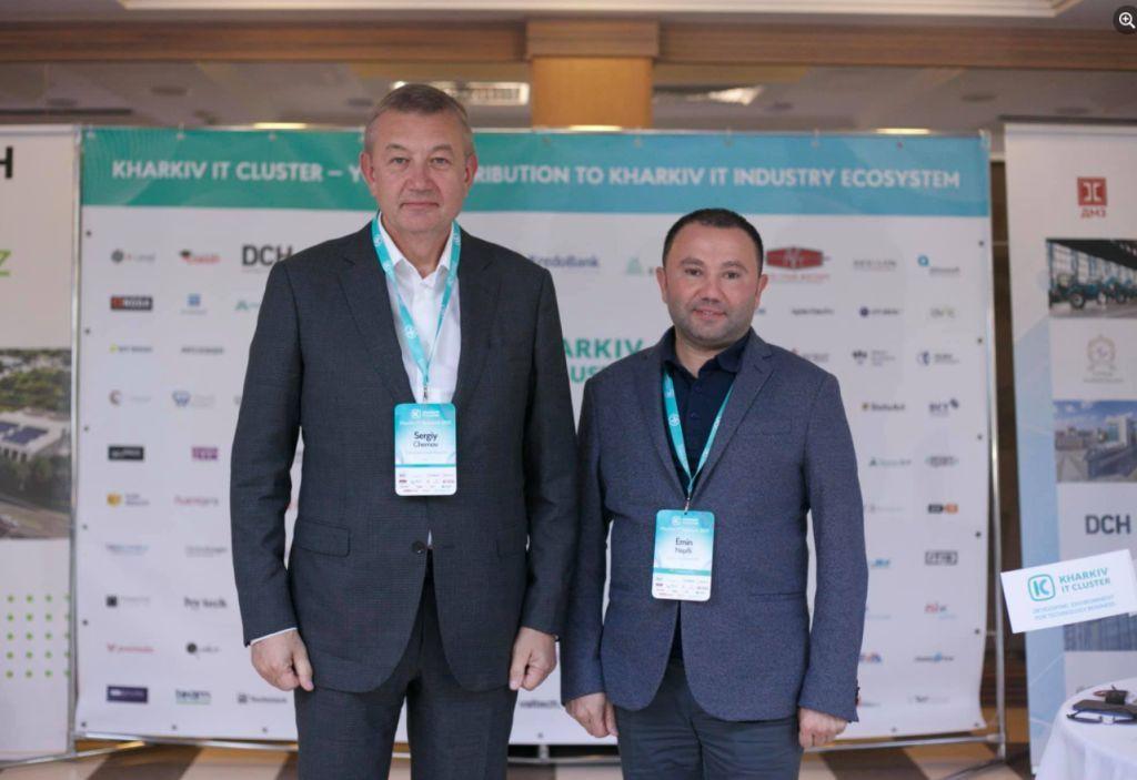 Сергій Чернов взяв участь у масштабному IT-форумі