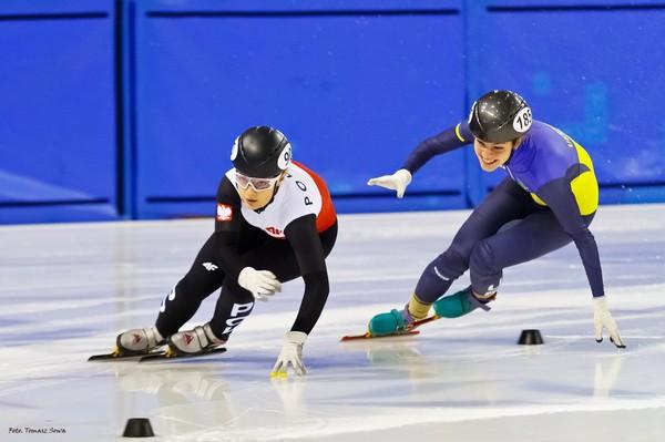 Харків'янки виграли медалі ISU Junior Challenge з шорт-треку