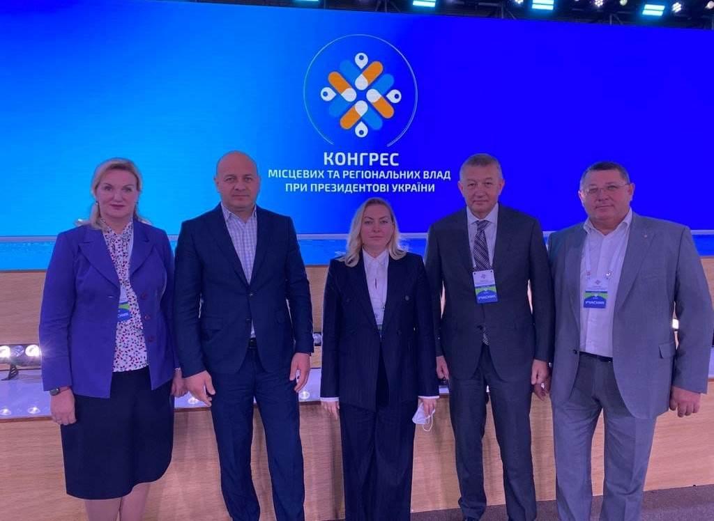 Сергій Чернов взяв участь у засіданні Конгресу місцевих та регіональних влад