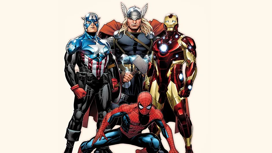Spider-Man Swings Into Marvel Cinematic Universe 1